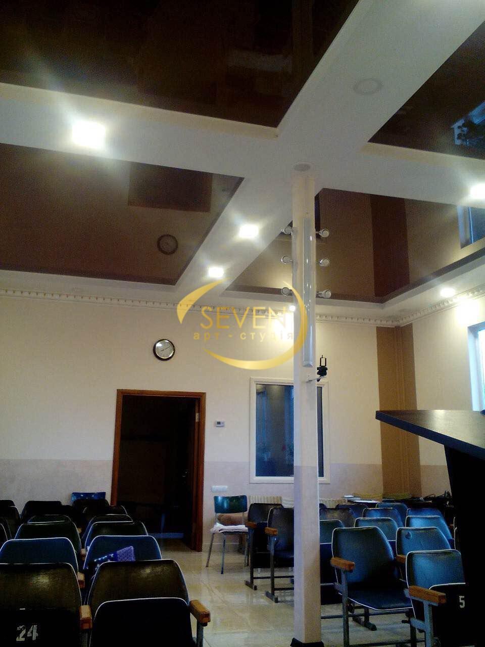 Студия монтажа и продажи натяжных потолков